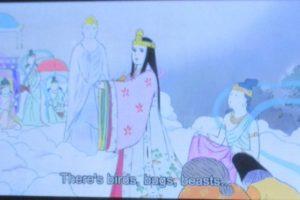 かぐや姫の物語。ジブリ。スピリチュアルペイン